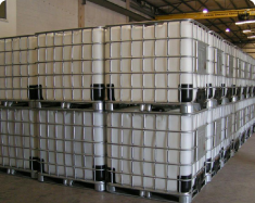 Stillage Tanks and Delivery
